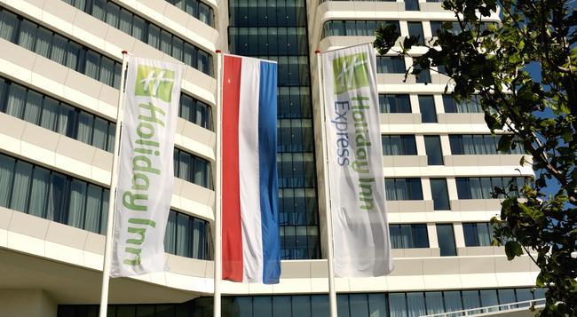 Holiday Inn Express Amsterdam - Arena Towers - 阿姆斯特丹 - 建築