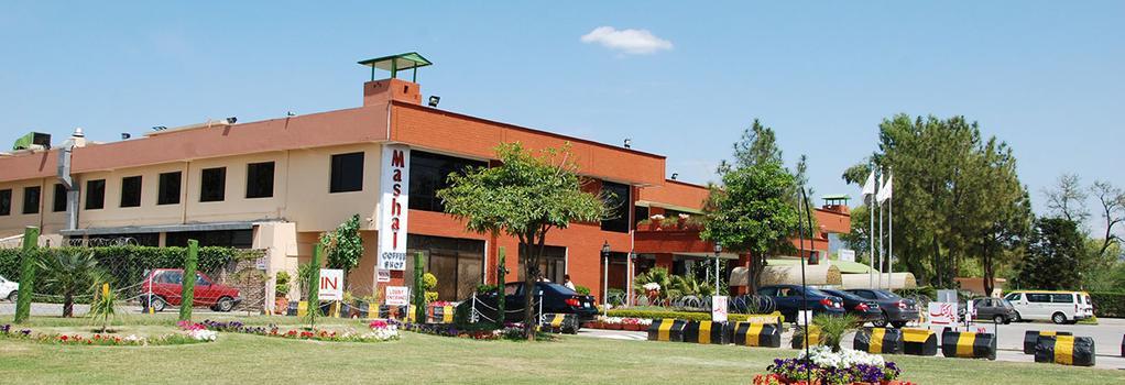 Best Western Islamabad Hotel - Islamabad - 建築