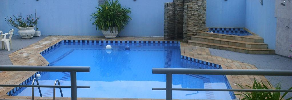 Hotel Cassino - 福斯的伊瓜蘇 - 游泳池