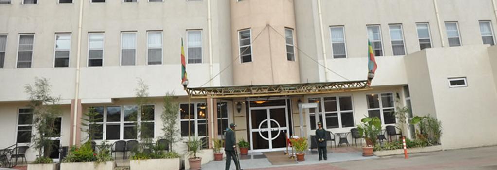 Addis Regency Hotel - Addis Ababa - 建築