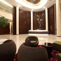 Soll Marina Hotel & Conference Center Bangka Lobby area Aston-Soll-Marina-Bangka-Belitung