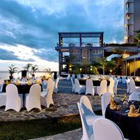 Aston Balikpapan Hotel and Residence Outdoor Banquet Area