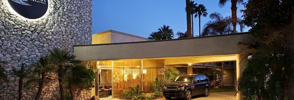 7 Springs Inn & Suites - Palm Springs - 建築