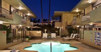 7斯普林斯旅館&套房酒店 - Palm Springs - 建築