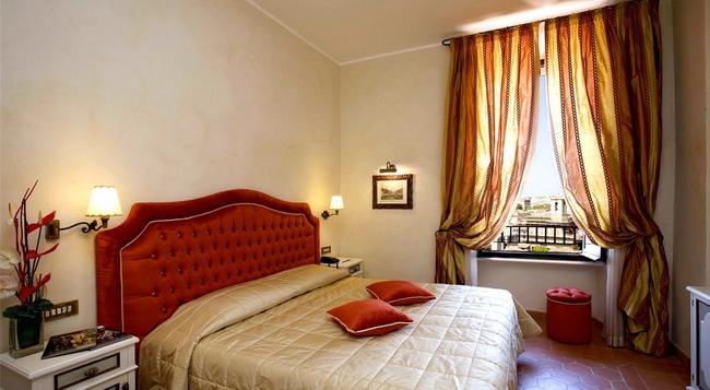 Voi Donna Camilla Savelli Hotel - 羅馬 - 臥室