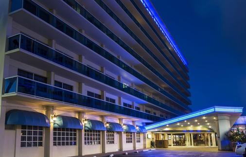 海天度假飯店 - 勞德代爾堡 - 建築