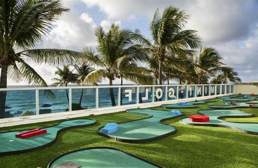海天度假酒店 - 勞德代爾堡