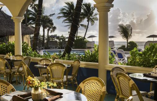 海天度假酒店 - 勞德代爾堡 - 餐廳