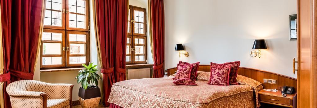 Romantik Hotel Bülow Residenz - 德累斯頓 - 臥室