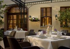 羅曼蒂克布洛住所酒店 - 德累斯頓 - 餐廳