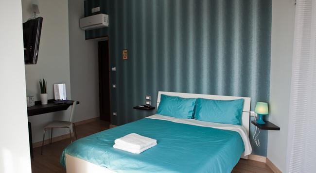 B&B La Veduta - 那不勒斯/拿坡里 - 臥室