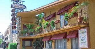 好萊塢城里人酒店 - 洛杉磯 - 建築