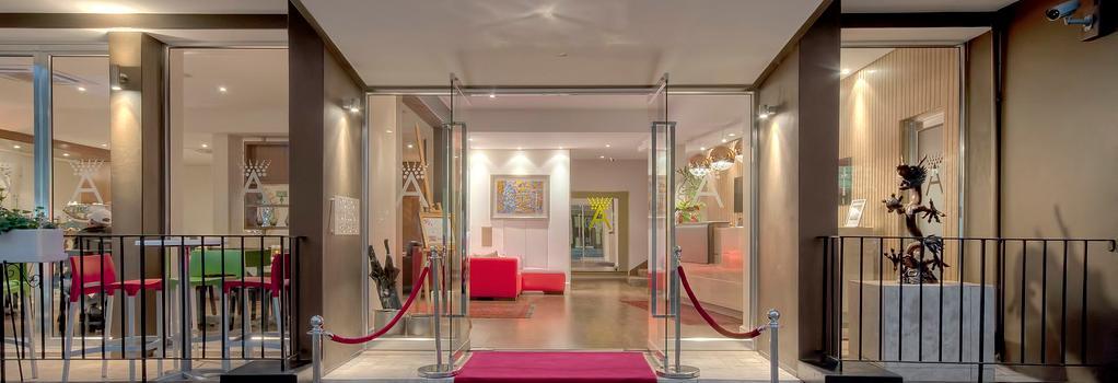 Ascot Boutique Hotel - 約翰內斯堡 - 建築