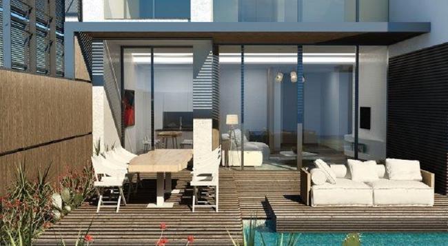 Nikki Beach Resort & Spa Bodrum - 博德魯姆 - 臥室