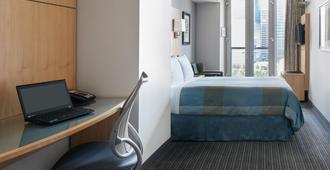 世界中心飯店 - 紐約 - 臥室
