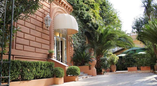 Villa Delle Rose Hotel - 羅馬 - 建築
