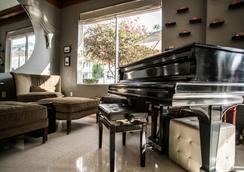 卡德特酒店 - 邁阿密海灘 - 休閒室