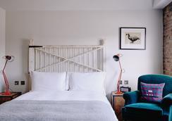伦敦艺术家酒店 - 倫敦 - 臥室