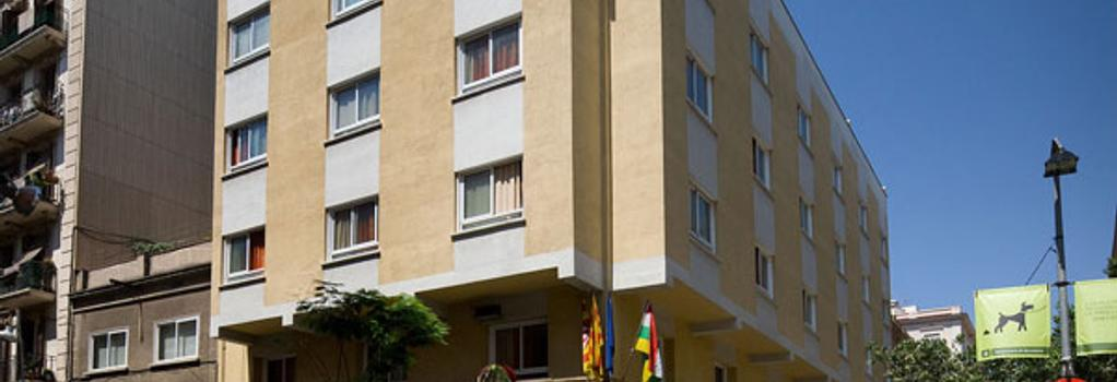 Hostal Barcelona - 巴塞隆拿 - 建築