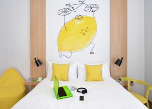 布達佩斯市宜必思尚品酒店