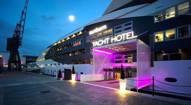 Sunborn London Yacht Hotel - 倫敦 - 建築