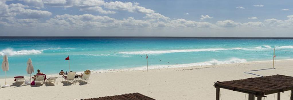 Sandos Cancun Lifestyle Resort - 坎昆 - 海灘