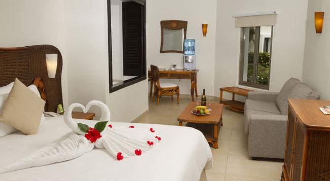Sandos Caracol Eco Resort Select Club Adults Only - Playa del Carmen - 臥室