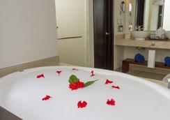 聖多斯卡拉克精選俱樂部成人全包酒店 - Playa del Carmen - 臥室
