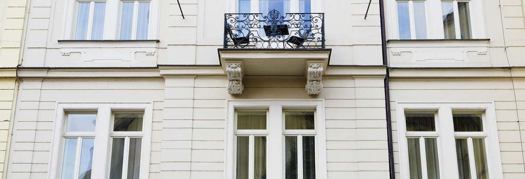 Hotel Maximilian - 布拉格 - 室外景