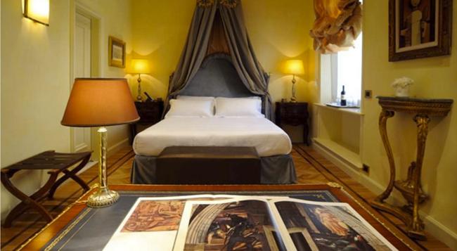 Hotel Villa Duse - 羅馬 - 臥室