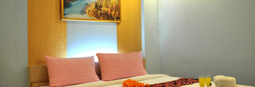 Kriss Residence - 曼谷 - 臥室