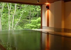 米奧金肯酒店 - 松本 - 游泳池