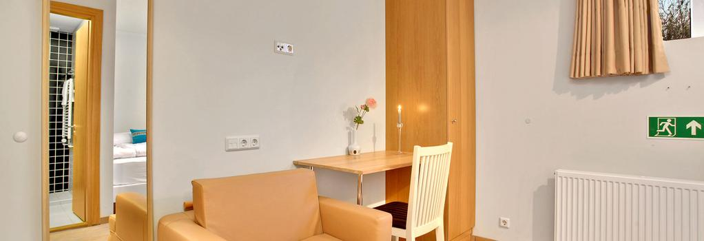 27Soley Apartment Hotel - 雷克雅未克 - 臥室