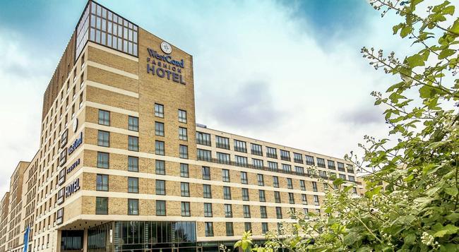 WestCord Fashion Hotel Amsterdam - 阿姆斯特丹 - 建築