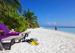 Komandoo Island Resort & Spa - Komandoo (Lhaviyani) - 海灘