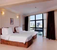 查姆帕中央酒店