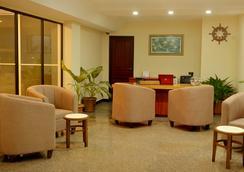 查姆帕中央酒店 - 馬累 - 大廳
