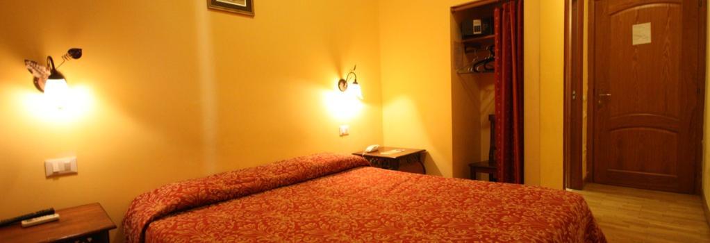 Hotel Termini - 羅馬 - 臥室