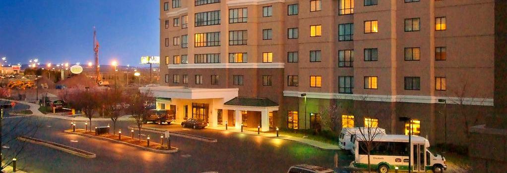 Courtyard by Marriott Newark Elizabeth - 伊麗莎白 - 建築