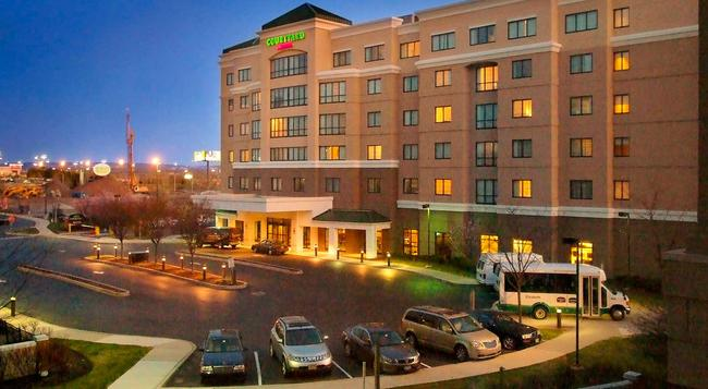 Courtyard by Marriott Newark Elizabeth - 伊麗莎白 - 建築