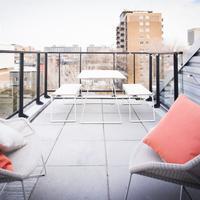 Boxotel Montreal Terrace/Patio