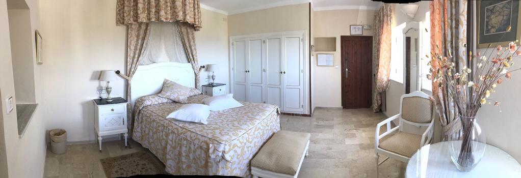 Hotel Mamabels - Mojacar - 臥室