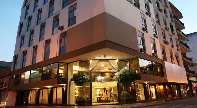 Provincial Plaza Hotel - 薩爾塔 - 建築