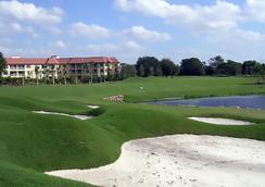 海濱公園公寓套房酒店 - 奧蘭多 - 高爾夫球場