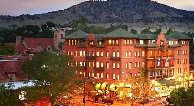 Hotel Boulderado - Boulder - 建築