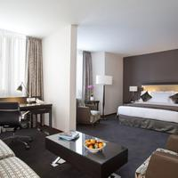 DoubleTree by Hilton Hotel Luxembourg Guestroom