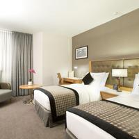 DoubleTree by Hilton Hotel Luxembourg Guest room