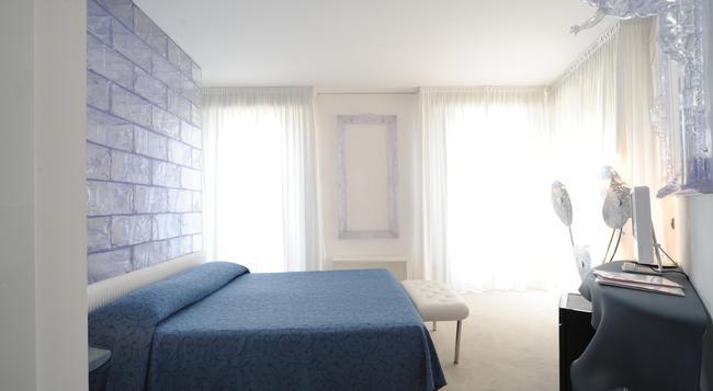 Hotel Delle Nazioni - Jesolo - 臥室
