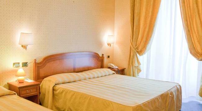 Hotel Amadeus - 羅馬 - 臥室