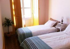 法羅復古旅館 - 法魯 - 臥室